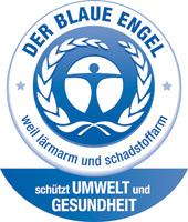 En utmärkelse som delas ut av en oberoende sammanslutning av tyska myndigheter och RAL och delas ut till produkter och tjänster som är miljövänligare än jämförbara alternativ. En viktig utmärkelse för oss som visar att vi är på rätt väg i vår utveckling.