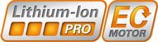 Lithium_Ion PRO EC Motor