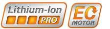 Lithium-Ion-Pro и EC двигател