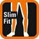 Slim Fit bas