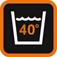 Lavage à 40°