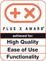 Plus X Award delar ut priser till produkter inom teknologi, sport och lifestyle. Några av VIKINGs produkter har fått utmärkelsen för hög kvalitet, lätta att använda och enastående funktionalitet.
