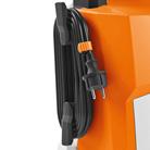 Držáky přívodního elektrického kabelu