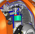 STIHL 4-MIX® engine
