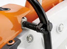 STIHL Anti-vibration system