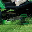 Mower with side discharge