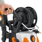 Барабан для шланга високого тиску