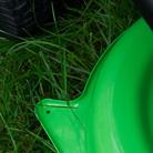 System zbierania trawy
