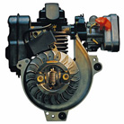 STIHL 4-MIX motor