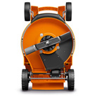 Flow-optimised blades - Stihl RMA 235 Cordless Mower