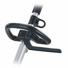 Loop handle (R) with barrier bar