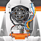 Motor eléctrico (EC) de STIHL