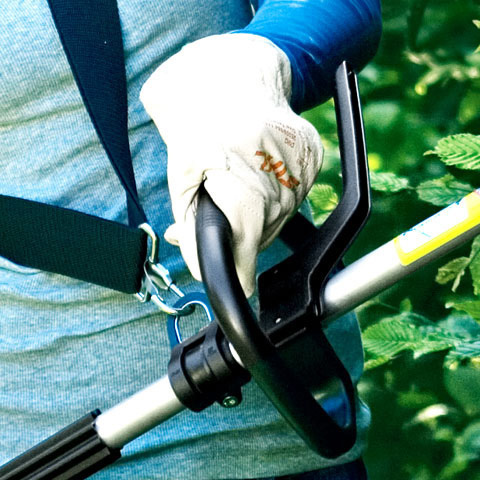 Hle 71 Stihl Hle 71 Electric Long Reach Hedge Trimmer