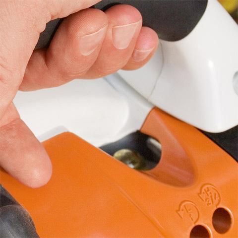 Ręczna pompa paliwowa