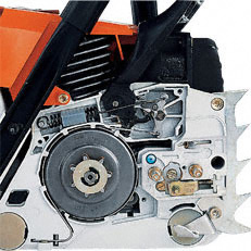 MS 381 - STIHL MS 381 Professional Chainsaw