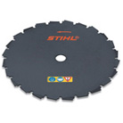 WoodCut Circular saw blade, chisel-tooth