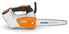 MSA 161 T Arborist chainsaw