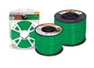 Round mowing line (rolls)
