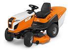 RT 6127 ZL Petrol Ride-on Lawn Mower