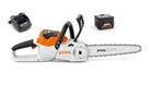 MSA 140 C-B Chainsaw battery and charger sets