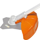 Skydd trimmerverktyg metall, FSA 90, FS 55 – FS 560