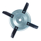 ADC 048 Disc with 4 flexibly mounted blades