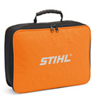 Carry bag for STIHL battery accessories