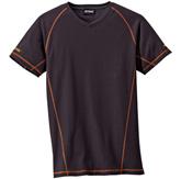 Funktions-T-Shirt LOGGER Anthrazit