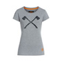 T-Shirt axe, Damen