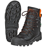 SPECIAL PLUS chain saw rubber boots