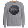 Sweatshirt Wood Circle