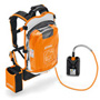 Batterie dorsale AR 1000