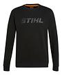 Sweatshirt LOGO zwart