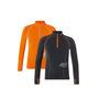Термо фланела ADVANCE, в черен или оранжев цвят