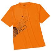 T-Shirt DYNAMIC Mag Cool orange