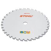 Circular saw blade, carbide-tipped