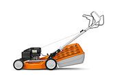 benzine grasmaaier RM 248 T