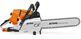 GS 461 Concrete saw