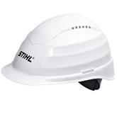ROCKMAN construction helmet, white