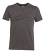 T-Shirt CONTRA grey