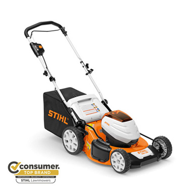 Rma 510 Tool Only Battery Electric Lawnmower For Working On Larger Areas