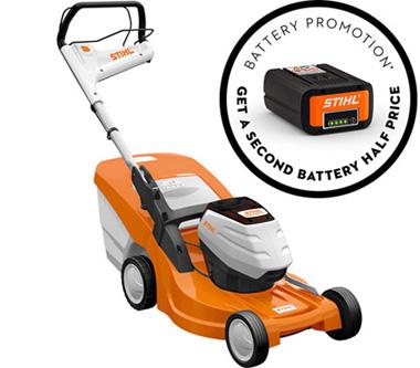 RMA 448 TC battery promo