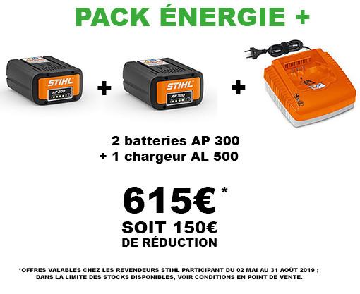 Pack ENERGIE +