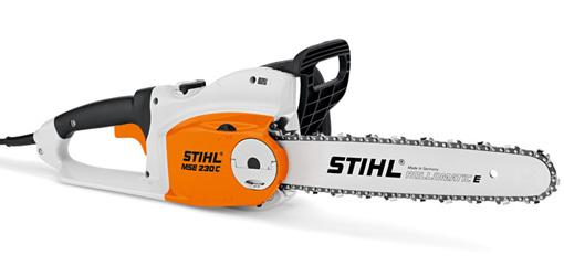 Електрична ланцюгова пила STIHL MSE 230 C-BQ