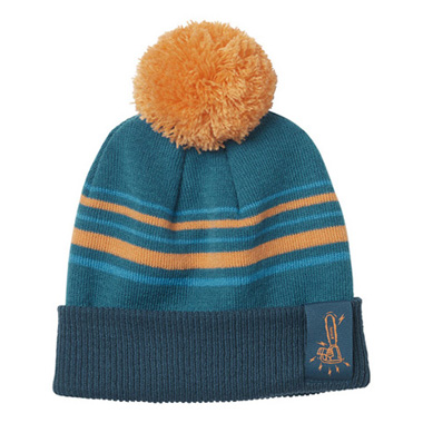 Детска плетена шапка