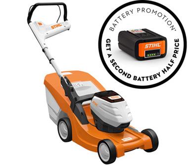 RMA 443 C battery promo