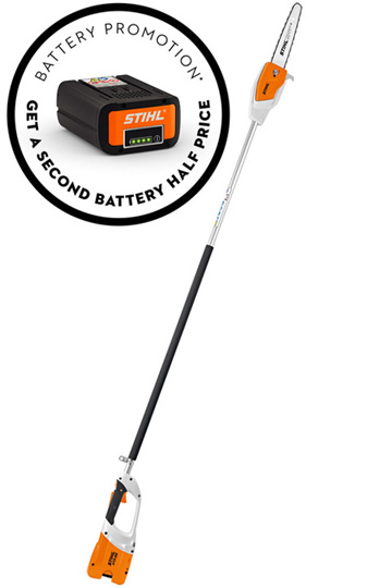 HTA 65 battery promo