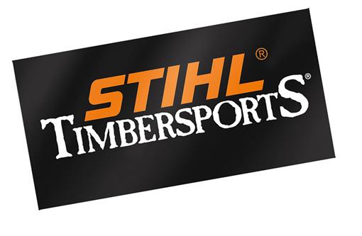 TIMBERSPORTS® sticker