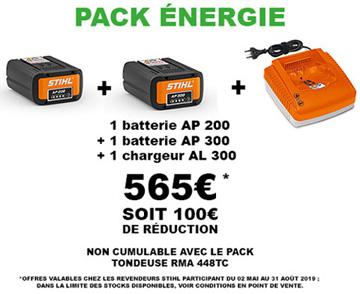 PACK ENERGIE
