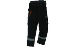Pantalon de débroussaillage